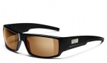 Smith Lockwood Sunglasses - Matte Black Evolve/Polar Gray Green