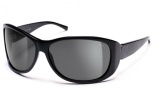 Smith Novella Sunglasses - Black/Polarized Gray