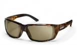 Smith Backdrop Sunglasses - Tortoise/Polarized Brown