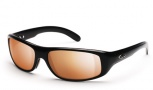 Smith Riverside Sunglasses - Black/Polarized Gray