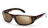 Smith Riverside Sunglasses - Black/Polarchromic Copper Mirror