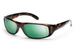 Smith Riverside Sunglasses - Matte Black/Polarchromic Copper