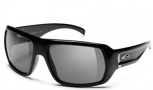 Smith Vanguard Sunglasses - Black / Polarized Gray