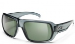 Smith Vanguard Sunglasses - Smoke Crystal / Gray Green