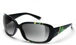 Smith Shoreline Sunglasses - Black Southbeach / Gray Gradient