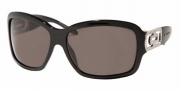 Bvlgari BV 8022B Sunglasses - (501-87) Black / Gray