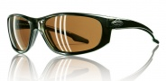 Smith Chamber Sunglasses - Moss Green / Polarchromic Copper