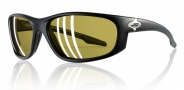 Smith Chamber Sunglasses - Matte Black / Polarchromic Amber