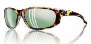 Smith Chamber Sunglasses - Tortoise / Polarized Green Mirror