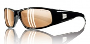 Smith Hideout (Prescription Ready) Sunglasses - Black / Polarchromic Copper Mirror