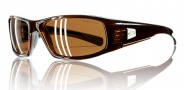 Smith Hideout (Prescription Ready) Sunglasses - Mahogany / Polarchromic Copper