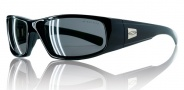 Smith Hideout (Prescription Ready) Sunglasses - Black / Polarized Gray