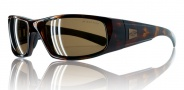 Smith Hideout (Prescription Ready) Sunglasses - Tortoise/Polarized Brown