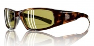 Smith Hideout (Prescription Ready) Sunglasses - Tortoise / Polarchromic Amber