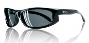 Smith Maverick (Prescription Ready) Sunglasses - Black / Polarchromic Amber