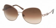 Bvlgari BV 6025B Sunglasses Sunglasses - (245-13) Copper / Brown Gradient