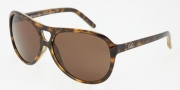 D&G DD 8070 Sunglasses - 502/73 Havana / Brown