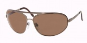 Bvlgari BV 5009 Sunglasses Sunglasses - (291-73) Brushed Brown / Brown