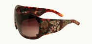 Ed Hardy EHS 050 Spider Girl Sunglasses - Tortoise