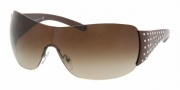 Prada PR 29LS Sunglasses Sunglasses - GDX6S1 Chestnut / Brown Gradient