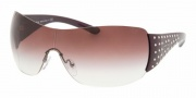 Prada PR 29LS Sunglasses Sunglasses - ZVA6S1 Ivory / Brown Gradient