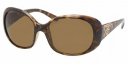 Prada PR 27LS Sunglasses Sunglasses - 2AUS61 Havana / Brown