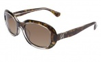Fendi FS 5013 Sunglasses - 238 Havana / Brown Gradient