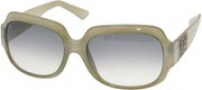 Fendi FS 5010L Sunglasses - 250 Light Gray / Gray Gradient (Discontinued Color NLA)