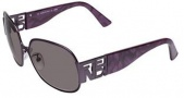 Fendi FS 5005 Sunglasses - 539 Orchid / Gray