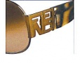 Fendi FS 5005 Sunglasses - 208 Mocha / Brown