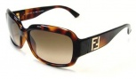 Fendi FS 5003 Sunglasses - 238 Havana / Brown Gradient