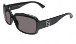 Fendi FS 5003 Sunglasses - 001 Black / Gray