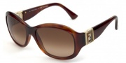 Fendi FS 5001 Sunglasses - 238 Havana / Brown Gradient