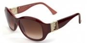 Fendi FS 5001 Sunglasses - 603 Burgundy / Burgundy Gradient