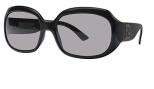Fendi FS 501 Sunglasses - 001 Black / Gray Gradient
