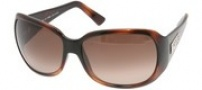 Fendi FS 499 Sunglasses - 238 Havana / Brown Gradient