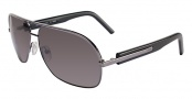 Fendi FS 5038M Sunglasses Sunglasses - 015 Silver / Gray Gradient
