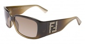 Fendi FS 5084 Sunglasses Sunglasses - 216 Brown Gradient