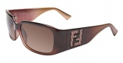 Fendi FS 5084 Sunglasses Sunglasses - 626 Bordeaux Gradient