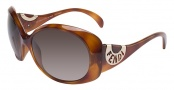 Fendi FS 5065 Sunglasses - 218 Light Havana