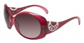 Fendi FS 5065 Sunglasses - 602 Red Gradient