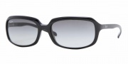 Ray- Ban 4131 Sunglasses Sunglasses - 601/8G Black / Gray Gradient