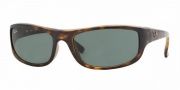 Ray-Ban RB4119 Sunglasses Sunglasses - 710/71 Light Havana / Green