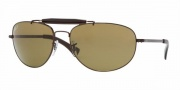Ray-Ban RB3423 Sunglasses Sunglasses - 001 Arista / Crystal Green