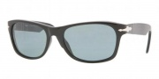 Persol PO 2953S Sunglasses Sunglasses - (24/57) Havana / Crystal Brown Polarized