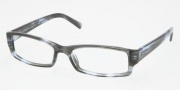 Prada PR 19LV Eyeglasses Eyeglasses - 4BW1O1 Light Havana(only in 52)