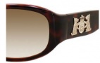 Juicy Couture Laguna Sunglasses Sunglasses - 01T1 Tortoise Pink (Y6 brown gradient lens)