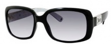 Juicy Couture Miller Sunglasses Sunglasses - 0ER4 Black (GT gray gradient lens)