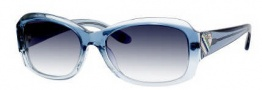 Juicy Couture Sweet Sunglasses Sunglasses - 0FE1 Ocean Fade (IT blue gradient lens)