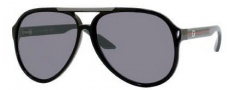 Gucci 1627 Sunglasses - 0Q20 Lead Gray / B8 Silver Mirror Lens